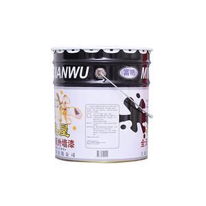 20KG水性高耐候白色外牆乳膠漆